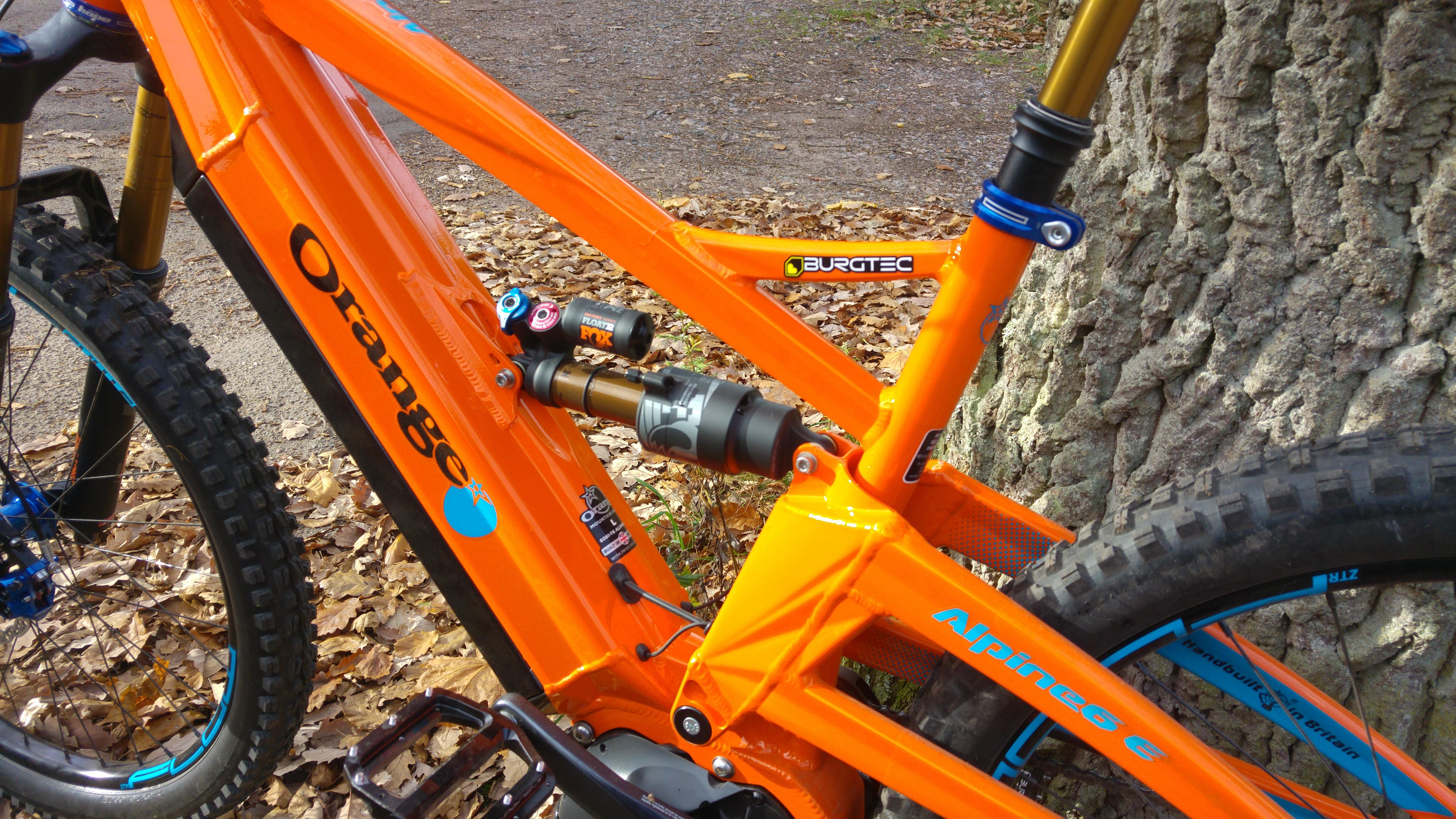 Orange Alpine 6 E: Neues E-Bike aus Großbritannien | Seite 2 | eMTB ...