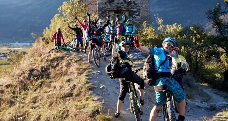 MOUNTAINBIKE Women\'s Camp Latsch: Touren mit dem E-Bike – eMTB-News.de