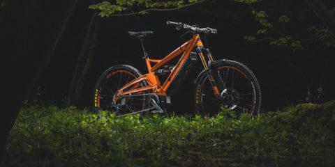 Orange Alpine 6 e