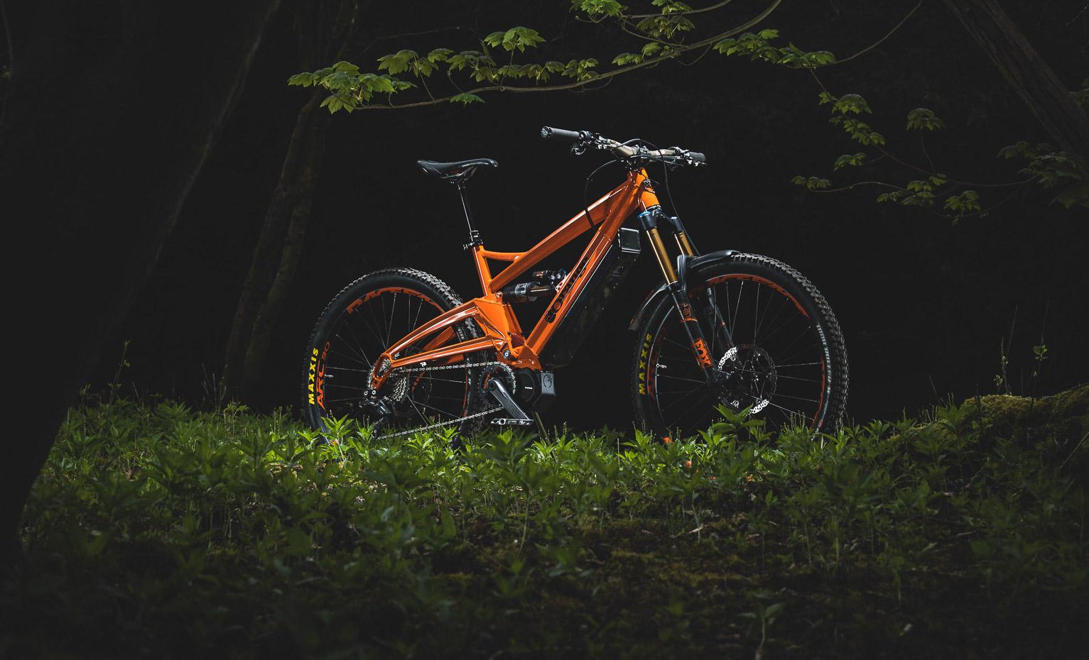 Orange Alpine 6 E: Neues E-Bike aus Großbritannien – eMTB-News.de