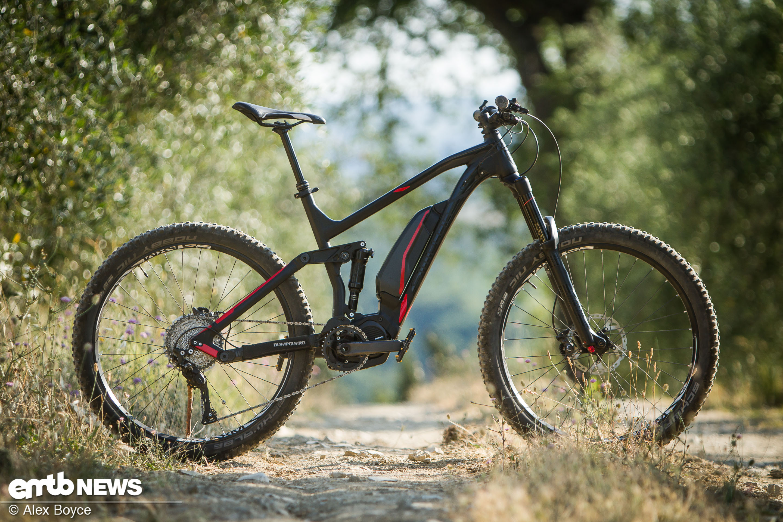 Tested Simplon Steamer Aluminium 150mm Trail Bike Rock Shock Yari 275