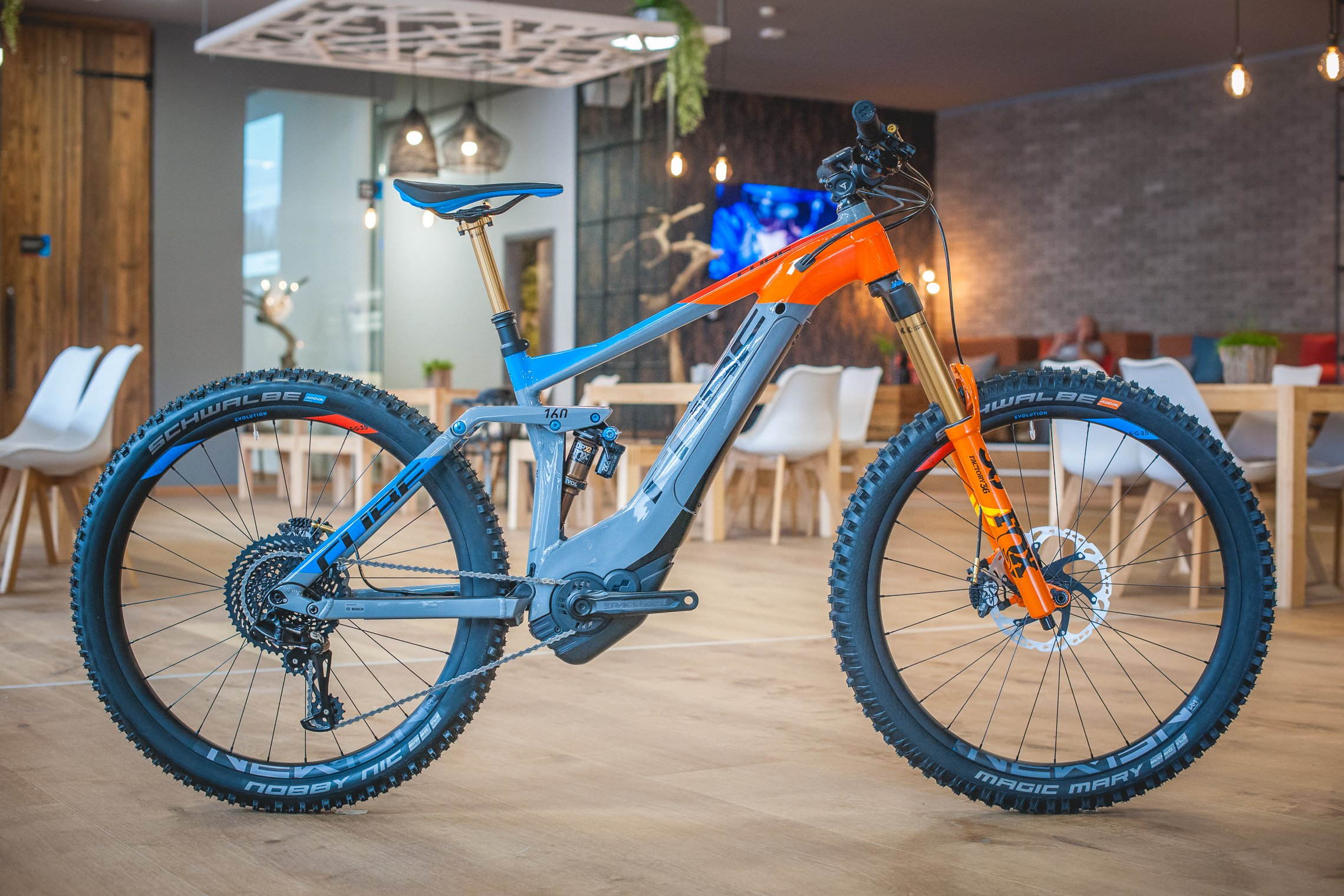 cube e bike neuheiten 2018 alle e mountainbikes in der. Black Bedroom Furniture Sets. Home Design Ideas