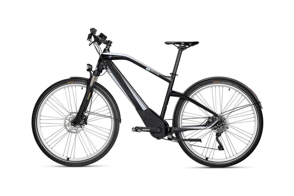 news bmw pr sentiert das active hybrid e bike und setzt. Black Bedroom Furniture Sets. Home Design Ideas