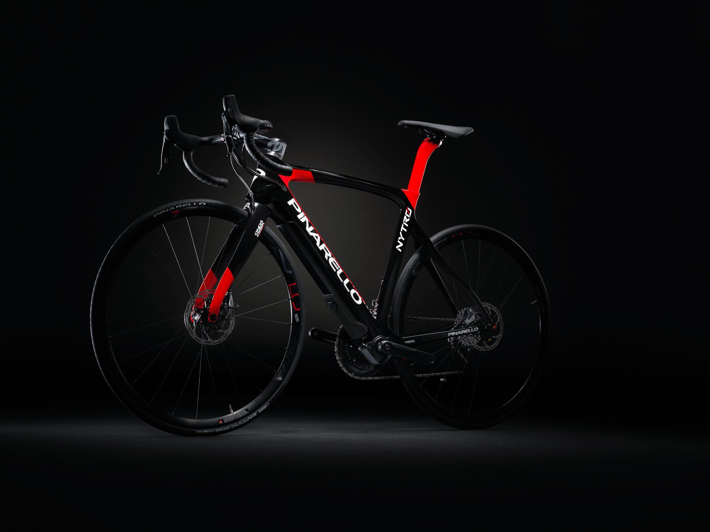Neu: Pinarello Nytro – brandneues, superleichtes E-Roadbike mit ...
