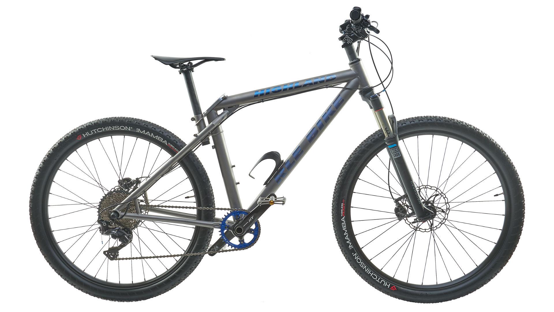 Neu: RLE Bike Highland – ultraleichtes Titan-E-Bike aus Russland ...