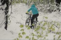 Ohne Schaufel den Schnee umpflügen – Gusti Wildhaber kann's