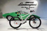 Lamborghini präsentiert exklusives E-Bike