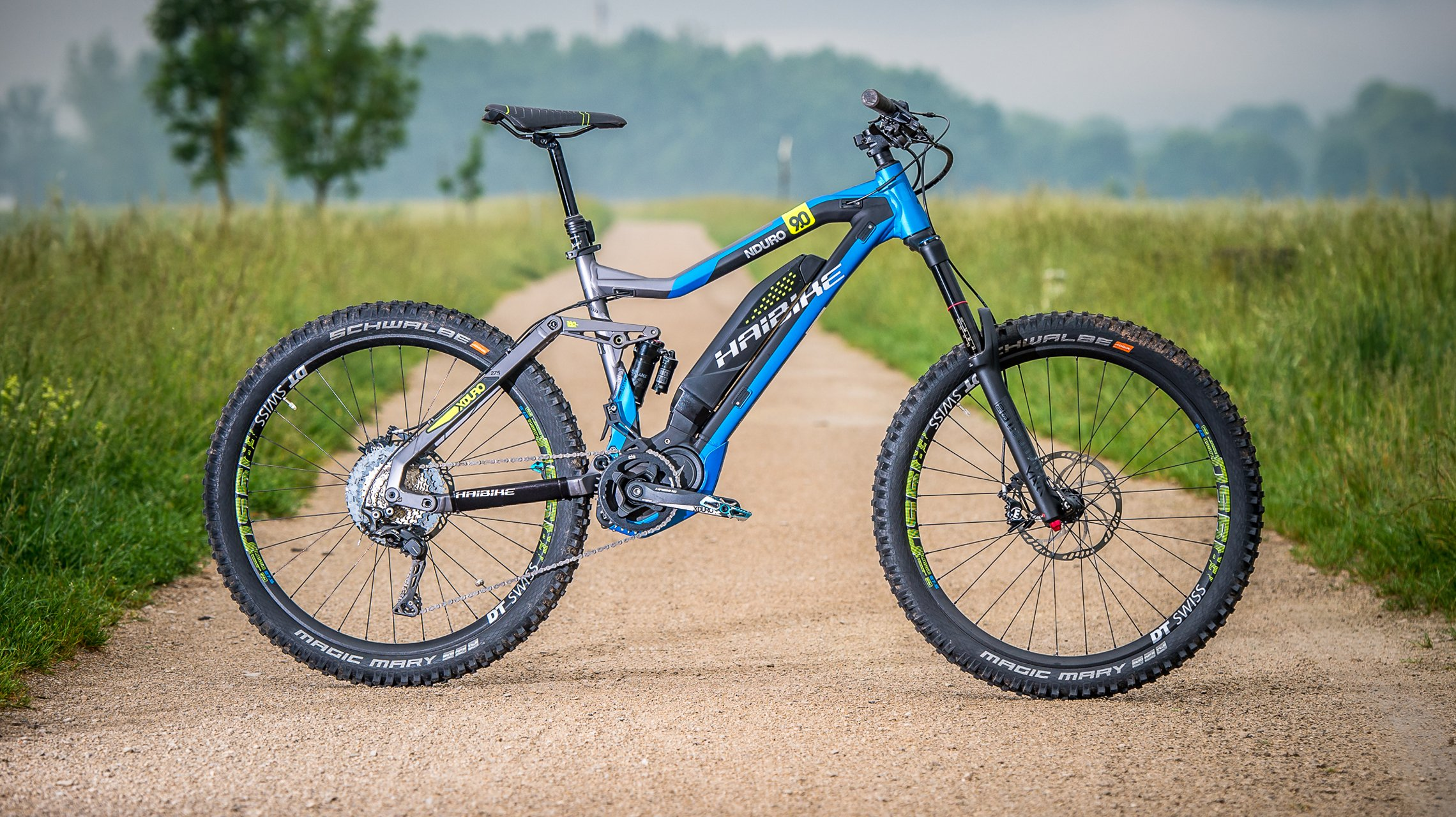 Haibike XDURO Nduro 9 0 review: Long travel eMTB with a powerful