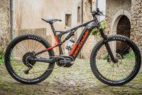 Exklusiver Test des brandneuen E-Trailbikes