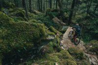 Regennasse Trails – na und?