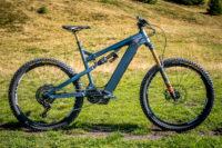 Was kann des brandneue E-Trailbike aus dem Zillertal?