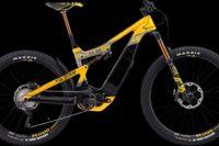 Carbon, MX Laufräder, Shimano-Antrieb und virtueller Drehpunkt