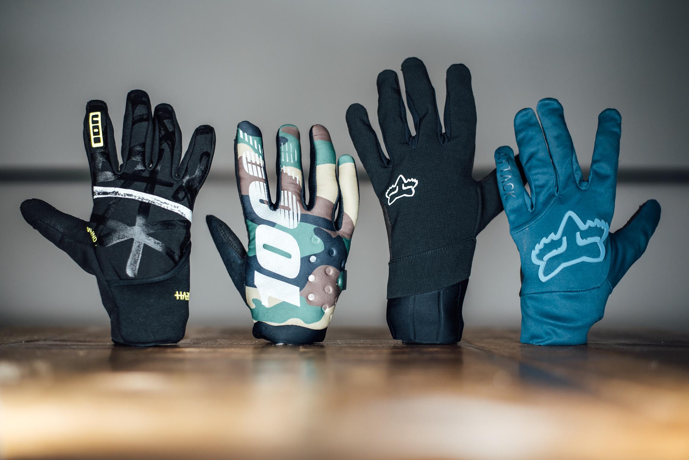 ea1e390e0179d0 Vier Herbst- und Winter-Handschuhe von Fox, 100% und Ion im Test: Hände  heiß trotz Schnee und Eis – eMTB-News.de