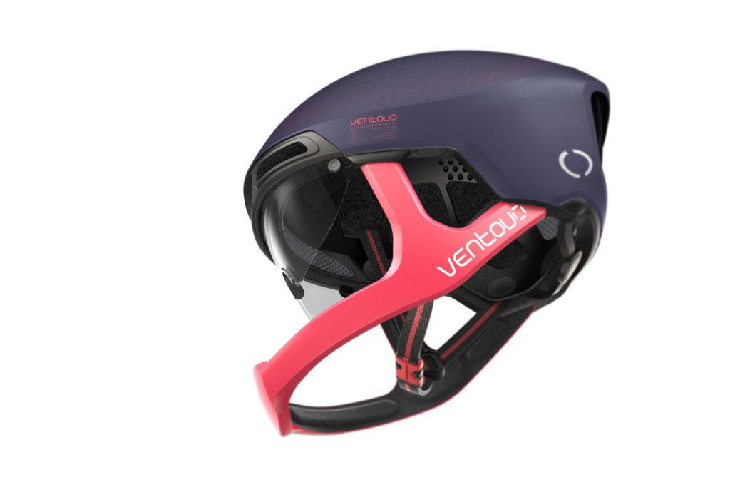 ventoux hybrid konzept aero und fullface helm zugleich. Black Bedroom Furniture Sets. Home Design Ideas