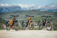 Drei E-Enduro-Bikes im Test: Cube, Scott, Bulls – höher, schneller, weiter!