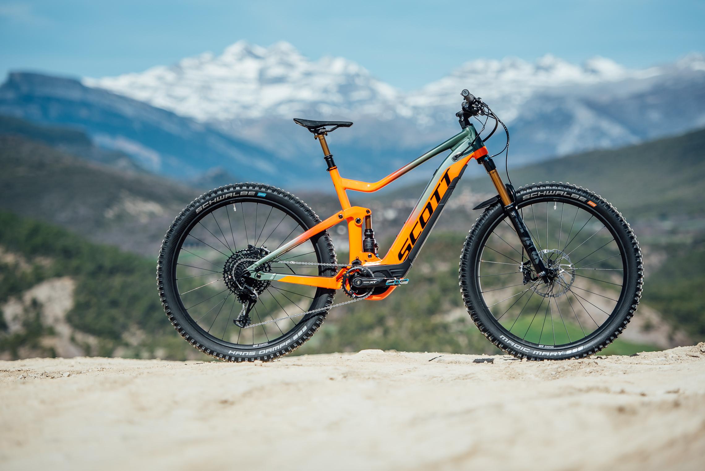 Scott Genius eRide 900 im Test: Mit großen Rädern auf der Überholspur